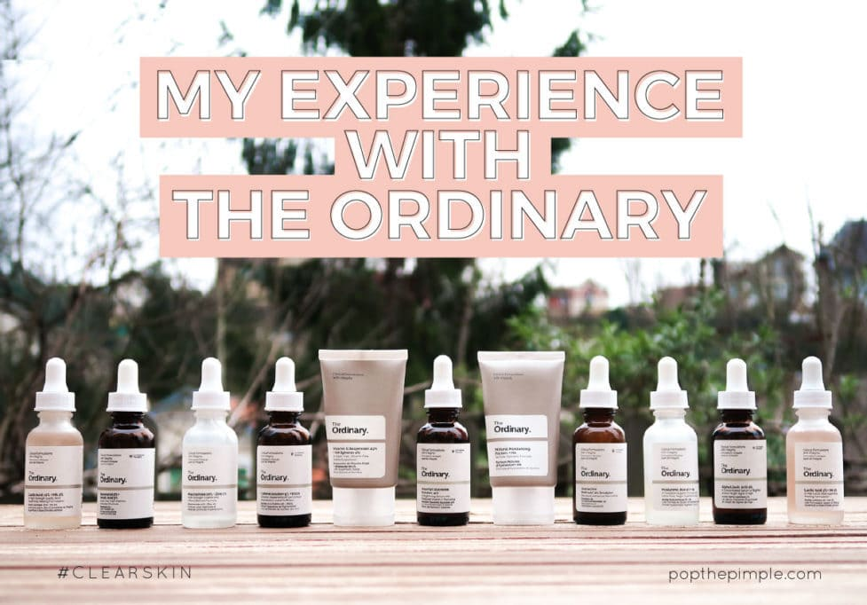 I Tried 17 Products From The Ordinary And Here S What I Think Of The Brand Olena Beley